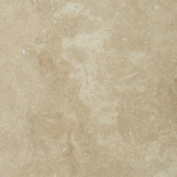 "Medium Beige Honed & Filled Travertine Floor tiles - Lot of 250 Tiles - 12"" x 12"" Medium Beige Travertine Honed & Filled Travertine Tiles. The natural pits and voids that feature on its surface give each tile a unique identity, while its warm, earthy tones will add a touch of glamour to any home. This Travertine tile is suitable for creating a beautiful look in any bathroom, kitchen, conservatory or hallway on floors."