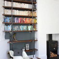 Contemporary Living Room by Inspiritdeco