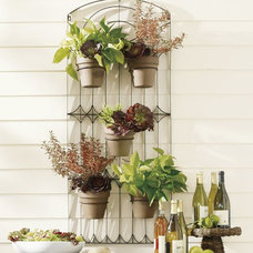 Traditional Outdoor Pots And Planters by Pottery Barn