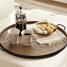 Contemporary Serving Dishes And Platters by Pottery Barn