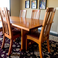 Traditional Dining Tables by Berkeley Mills
