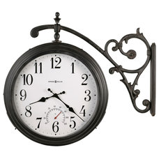 Contemporary Outdoor Clocks by Interior Clue