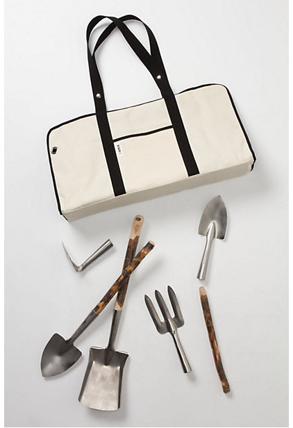Contemporary Gardening Hand Tools by Anthropologie