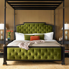 Traditional Beds Newport Upholstered King Bed