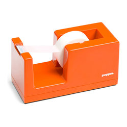 Tape Dispenser, Orange