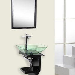 Dreamline Small Vanity DLVG-208 - PRODUCT SPECIFICATIONS