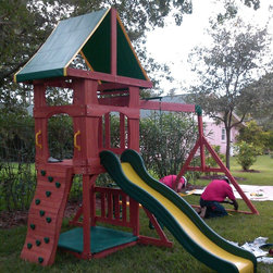 Furniture assemblies in the Tampa Area - Troy Johnson