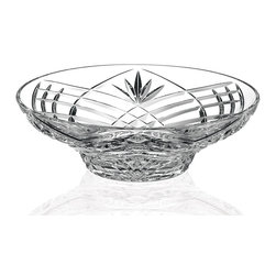 "Lorren Home Trends - RCR Orchidea Crystal Bowl, By Lorren Home Trends - RCR Orchidea Collection Crystal Bowl.  This classic looking bowl is made in the tuscany region of Italy.  This bowl is made in a classic cut crystal design that will add stlye and beauty to any home.  Measures 12"" x 12"" x 4"" tall."