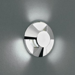 "Kania LED - Nami 3 recessed light - Product description:  The Nami 3 recessed light has been designed by the German engineer Martin Kania. Kania�exclusively use Power LEDs. Power LEDs are the world, s brightest LEDs offering up to 140 lumens per single source and are available in a variety of configurations. The Nami LED is available in 3 finishes. Several LED colors are available. Kania redesigned and improved the LED line for professional requirements; the result is the new outstanding LED PRO series solving even the most demanding of tasks. Most of the lights are in stock and ready to ship!    Advantages        State of the art�technology      Energy efficiency up to 90%      No ultraviolet or infrared radiation       Extremely long life, up to 50,000 hours      Low-voltage power supply      Very low early failure rate      Durable      High color efficiency      1W or 3W power LED (4W are coming up )      White LED 3300K, 4200K or 5500K      Color LED available in red, blue green and amber      Power acrylic and glass lenses      Timeless design      Other finishes and LED colors on request      Details:                                  Manufacturer:               Kania                                  Design:                             Martin Kania                                                Made in:              Germany                                  Dimensions:                             D/d 1.77"" x H 0.39"" x MH 0.83""              � 45 mm x H 10 mm x MH 21 mm                                                Light bulb:                             1 x 1W Power LED light                                                 Material                             metal, glass"