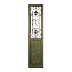 IMAX CORPORATION - Graves Iron Door Panel - Graves Iron Door Panel. Find home furnishings, decor, and accessories from Posh Urban Furnishings. Beautiful, stylish furniture and decor that will brighten your home instantly. Shop modern, traditional, vintage, and world designs.