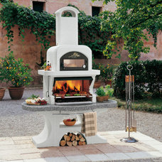 Modern Outdoor Grills by De Carina - fireplaces