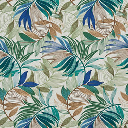 P3912-Sample - This upholstery fabric suitable for indoor and outdoor applications. The fabric is water, soil, mildew and fading resistant. It is also Scotchgarded for further protection. It is cleanable with warm water and soap. Uniquely Made in America!