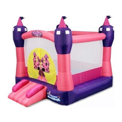 Blast Zone Princess Dreamland Bounce House