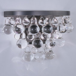 Deco Glam Sconce -