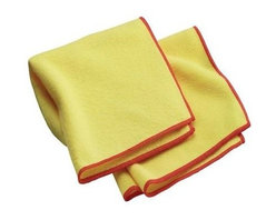 """E-cloth Dusting Cloth - 2 Pack - Includes two (2) 12.5""""x12.5"""" Dusting Cloths"""