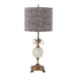 Harlequin Light - Harlequin Lovely Lamp - Elegance, refinement and sophisticated style.