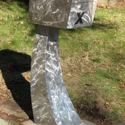 Mailbox - Mailbox made from Stainless Steel