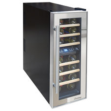 Modern Wine And Beer Refrigeration by BuilderDepot, Inc.