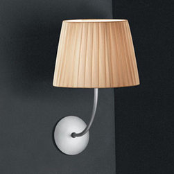 Tusscana 1AP20 Wall Lamp \ Sconce By Modiss Lighting - Tusscana 1AP20 by Modiss is a wall light part of the Modiss Tusscana collection.