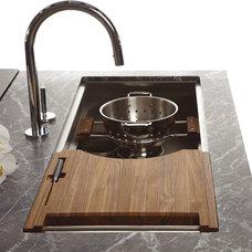 Modern Kitchen Sinks by Kallista Plumbing