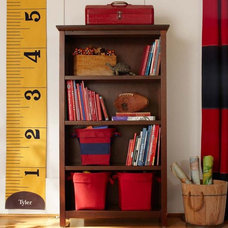 Eclectic Growth Charts by Pottery Barn Kids