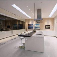 Modern Kitchen by lew sabo