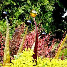 Eclectic Garden Sculptures by gardenartisans.us