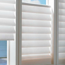 Mediterranean Roman Blinds by hunterdouglas.com