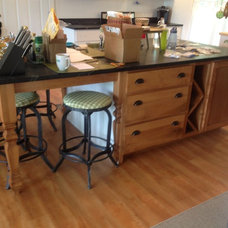Traditional Kitchen Islands And Kitchen Carts by Marrs Trimworks
