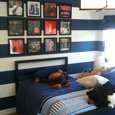 Modern Bedroom by Kathleen DiPaolo Designs