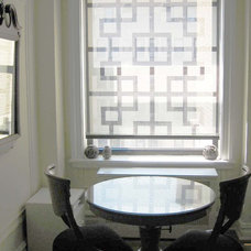Traditional Roller Blinds by Delia Shades
