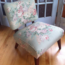 Contemporary Chairs by Artisan Upholstery Studio