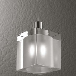 LumenArt - LumenArt | APD.01 Pendant Light - Please note: These fixtures are designed to mount to their own miniature junction boxes (included). For existing junction boxes, an optional canopy plate can be specified (not pictured). Pendant light for accent illumination.Material