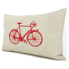 Modern Decorative Pillows by Etsy
