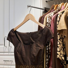 How to Make Your Walk-In Closet Resemble a Chic Boutique : Page 06 : Rooms : Hom
