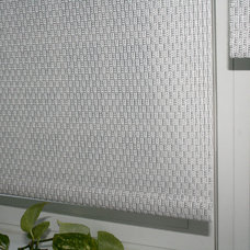 Contemporary Roller Blinds by KOVA Textiles