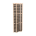 Wine Racks America® - 4 Column Wine Cellar Corner Kit in Pine, Satin Finish - Get the most storage in your wine cellar with unique corner wine racks. We construct every rack to our industry-leading standards and back them up with our lifetime warranty. Designed with emphasis on functionality, these corner racks fit seamlessly into our modular line of wine racks.
