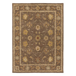 Artistic Weavers - Artistic Weavers Middleton Willow (Grey, Grey) 4' x 6' Rug - This Hand Tufted rug would make a great addition to any room in the house. The plush feel and durability of this rug will make it a must for your home. Free Shipping - Quick Delivery - Satisfaction Guaranteed