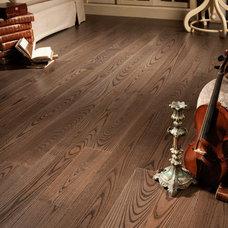 Modern Hardwood Flooring by Coswick Hardwood Inc