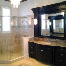 Bathroom Countertops by Eurostar Marble and Granite Inc