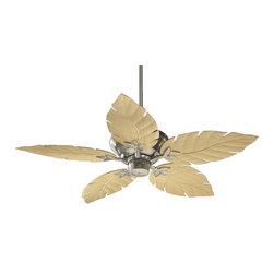 "Quorum International - Quorum 135525-65 52"" 5 Blade Monaco Fan - Stn - Quorum 135525-65 52"" 5 Blade Monaco Fan - Stn"