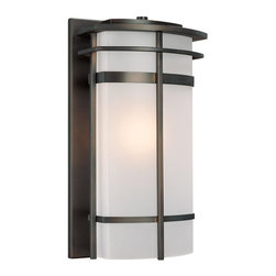 Capital Lighting - Traditional Classic 1 Light 19 Height Outdoor Wall LanternLakeshore Collection - Features: Specifications: Requires (1) x 100 Watt Medium Base Bulb (Not Included) Since 1990, Capital Lighting has worked with residential, commercial, hotel and construction clients.