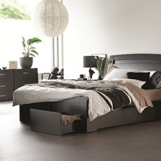 Contemporary Beds by Snooze