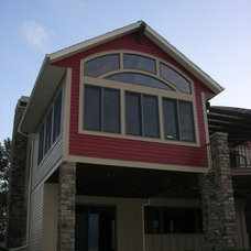 Exterior by Jarrod Smart Construction