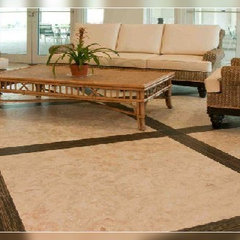 mediterranean floor tiles by DM Decos by Design, Inc.