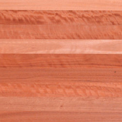 Red River Gum Exotic Hardwood Flooring - This renowned Australian wood has a distinctly brilliant hue ranging from pinkish tones to reds and dark browns. As a highly durable wood, Red River Gum will provide you with an unforgettable look to your home for many years to come.