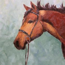 Roweboat Art Inc. - Moose, Fine Art Reproduction, 36X48 - Original painting reproduction
