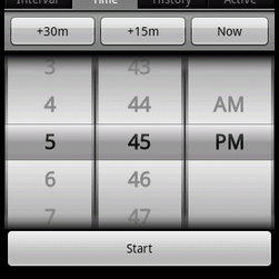 Android QTimer - Serious cooks need timers. If you're making that complicated holiday meal, you may have several things going at once. A good timer app can literally save your bacon.