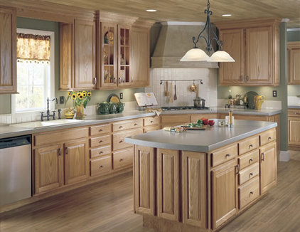 Kitchen Cabinets by Thomas Harris
