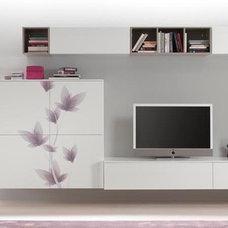 Modern  by MIG Furniture Design, Inc.